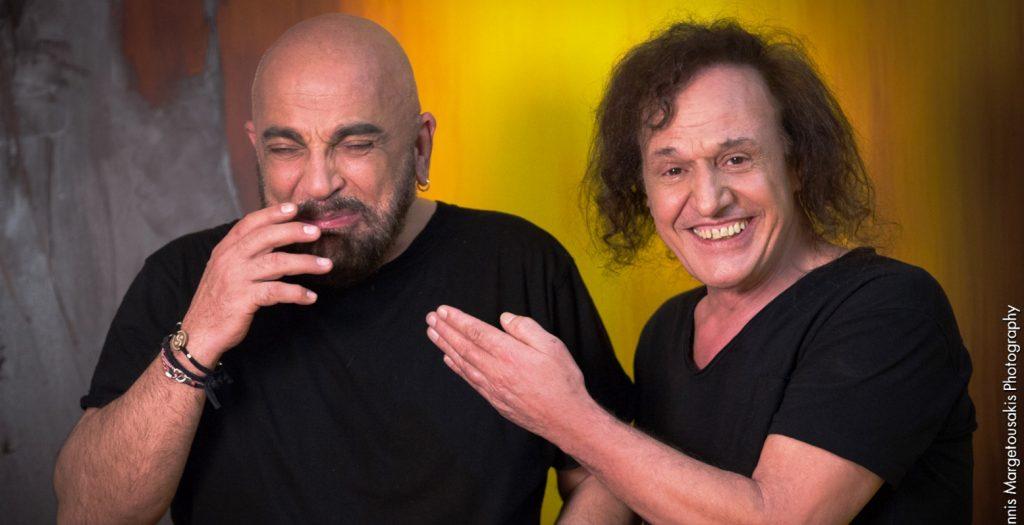 Β. Παπακωνσταντίνου και Γ. Ζουγανέλης «λύνουν» στο Θέατρο Βράχων   Pagenews.gr