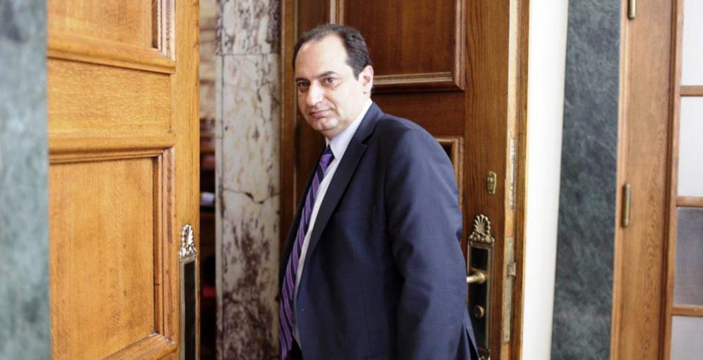 Σπίρτζης: Η ΝΔ κάνει πως δεν έχει ακούσει τίποτα για τη διαπλοκή στην αυτοδιοίκηση | Pagenews.gr