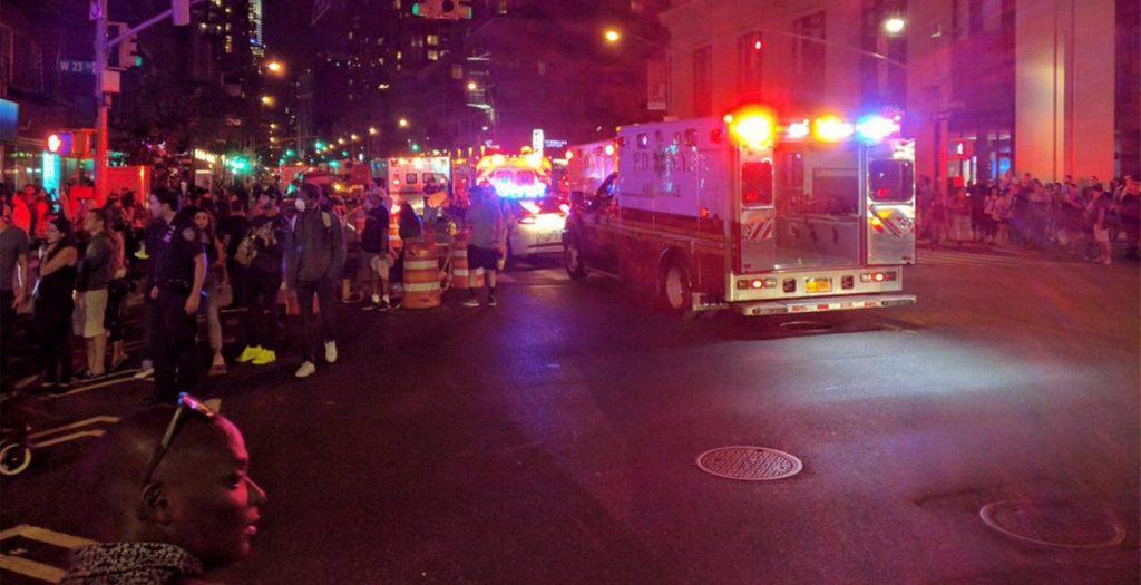 Μανχάταν: Πανικός απο έκρηξη με 29 τραυματίες | Pagenews.gr