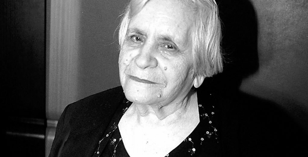 Έφυγε από τη ζωή η ποιήτρια, πεζογράφος και μεταφράστρια Βούλα Δαμιανάκου | Pagenews.gr