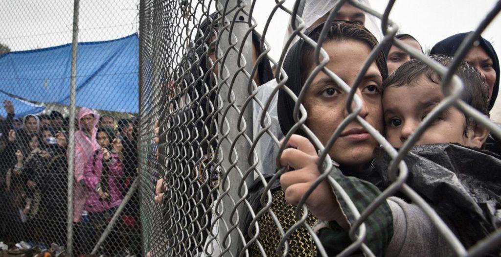 Λέσβος: Κατεστραμμένο το hot spot της Μόριας | Pagenews.gr