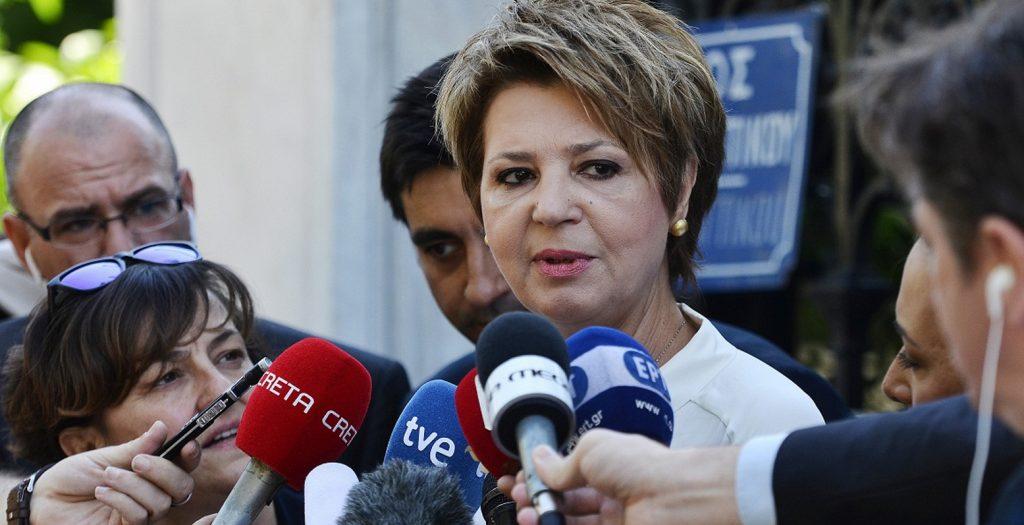 Γεροβασίλη: Τα σχολεία για τα προσφυγόπουλα θα λειτουργήσουν | Pagenews.gr