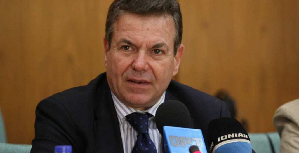 Τάσος Πετρόπουλος: Στόχος η μείωση των ασφαλιστικών εισφορών | Pagenews.gr