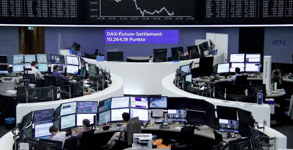 «Ράλι» στις ευρωαγορές λόγω επιτοκίων | Pagenews.gr