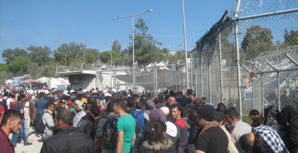 Γιαννέλης: Σε πλοίο οι μετανάστες στη Μόρια-Όχι σε δεύτερο hot spot | Pagenews.gr