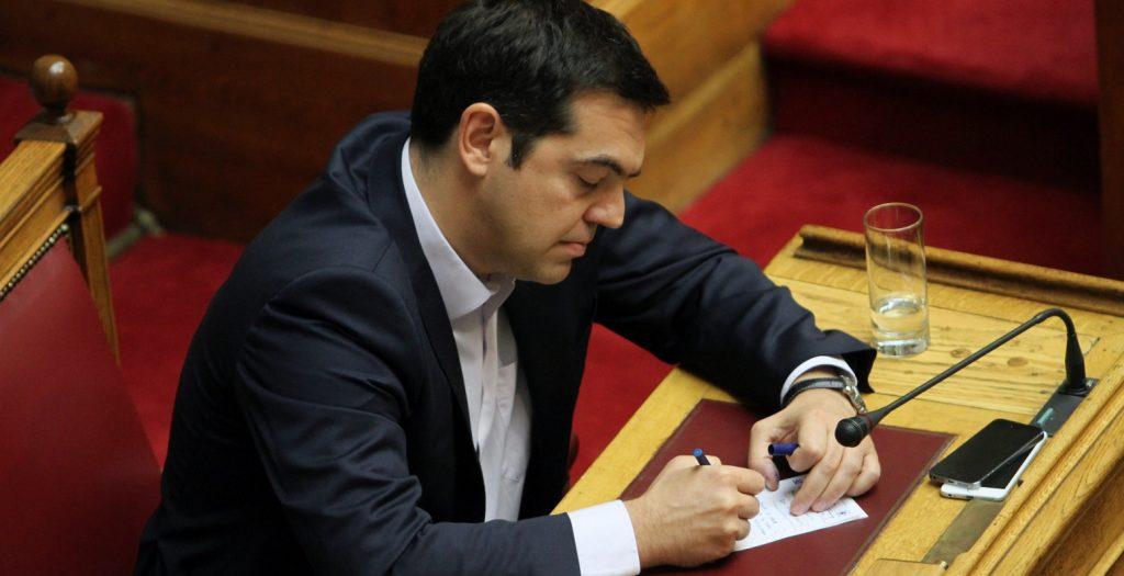 Τσίπρας στη WSJ: Σέβομαι τη Μέρκελ, αλλά το χρέος δεν θα λυθεί το 2018! | Pagenews.gr