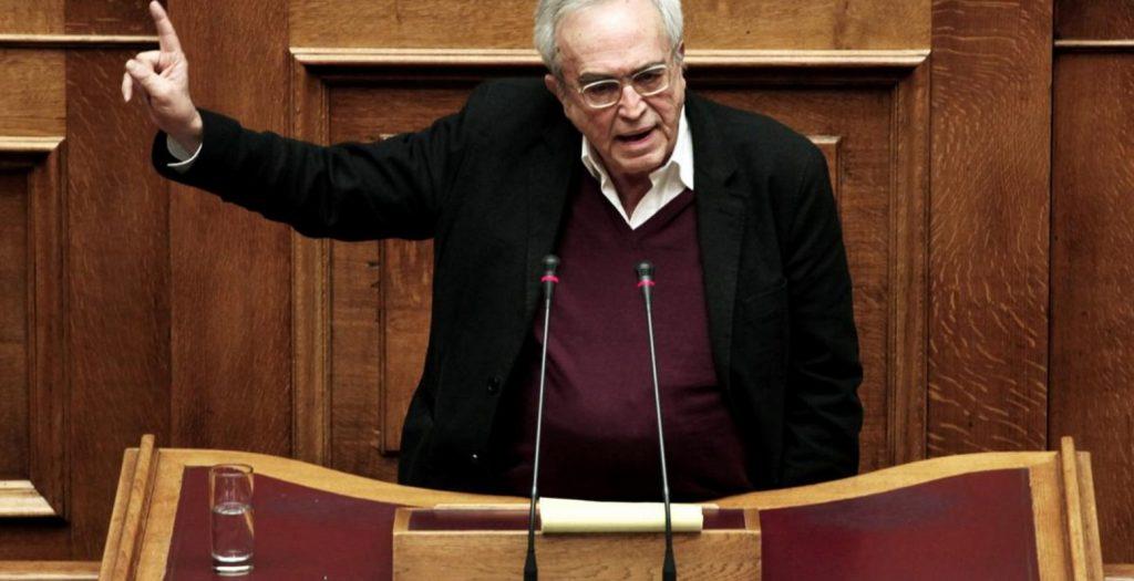 Ο Μπαλτάς χαρακτήρισε »ήττα» το Ελληνικό   Pagenews.gr