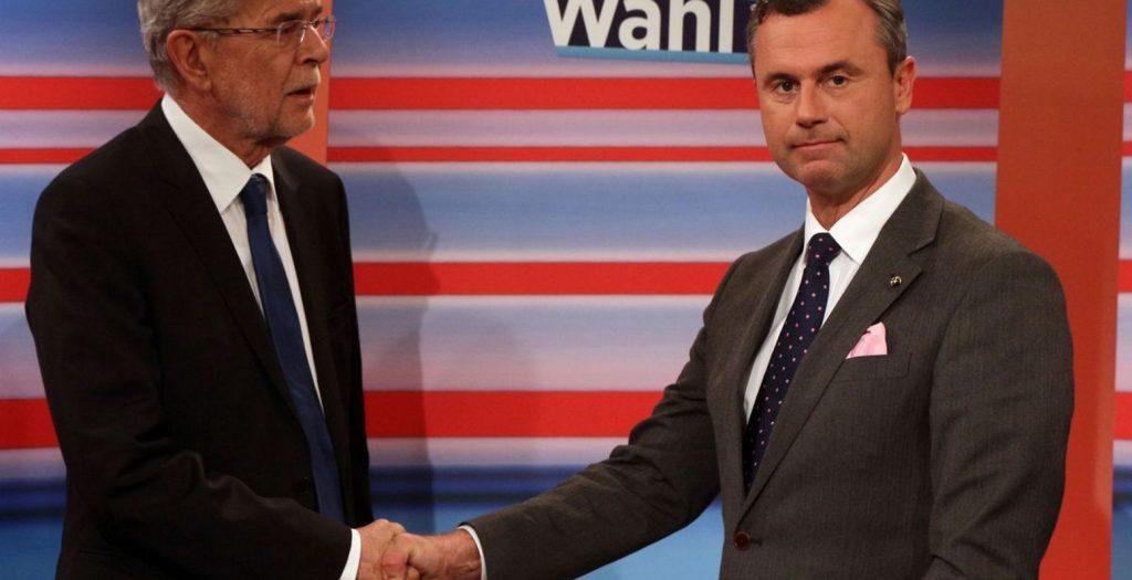 Spiegel: Παροδική «ανάσα» από την ήττα Χόφερ | Pagenews.gr