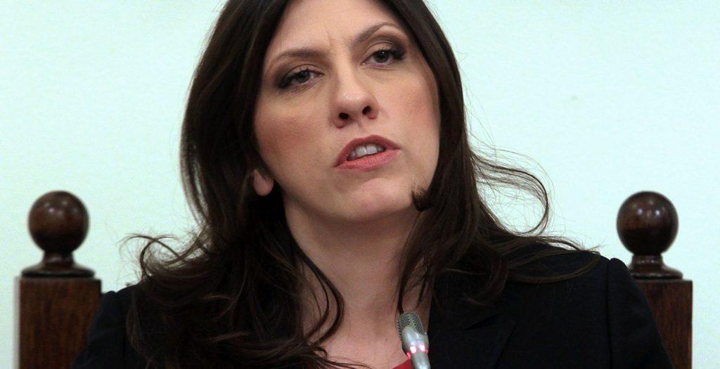 Κωνσταντοπούλου: Για κακούργημα, όποιος ψηφίσει «ναι» για την σύμβαση του Ελληνικού   Pagenews.gr