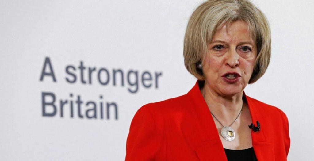 Τερέζα Μέι: Η κυρία Brexit | Pagenews.gr