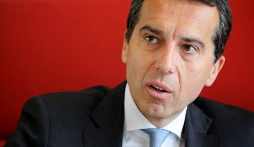 Κερν: Μέρκελ και Ζέεχοφερ διευθέτησαν τη διαφορά τους σε βάρος της Αυστρίας | Pagenews.gr