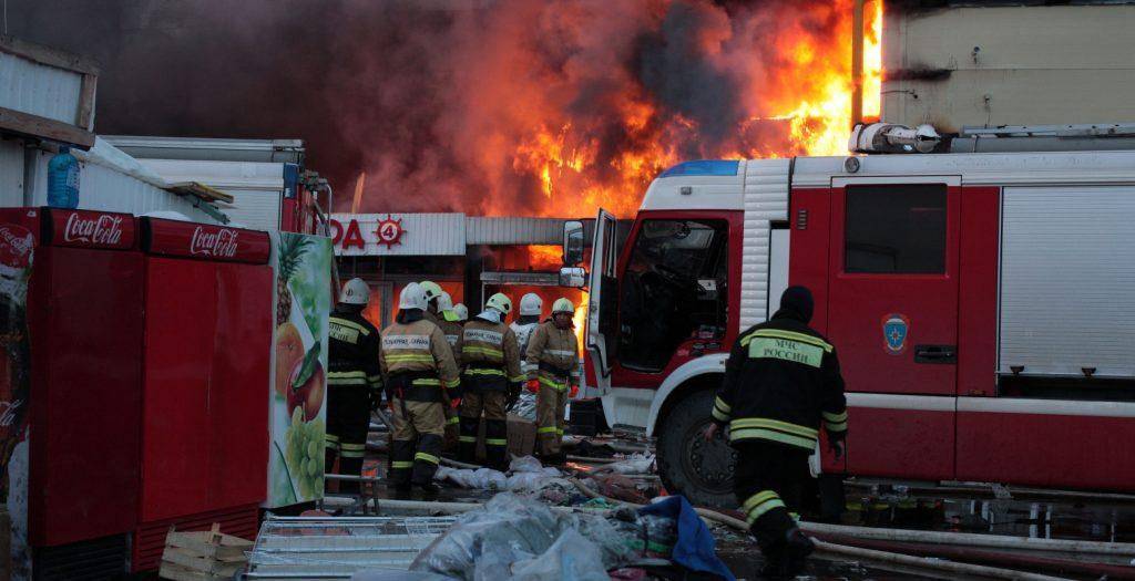 Νεκροί 8 Ρώσοι πυροσβέστες σε κατάσβεση φωτιάς | Pagenews.gr