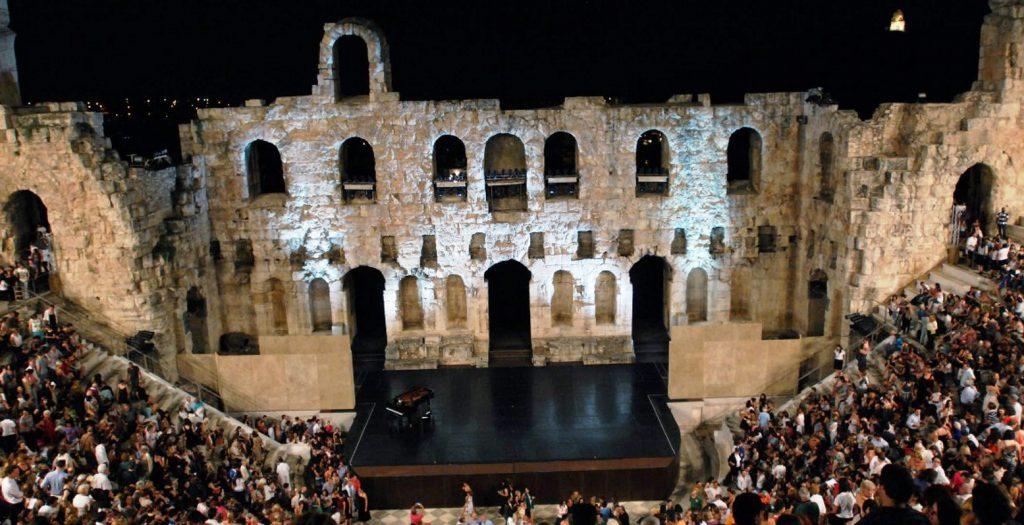 Ανακοινώθηκε το πρόγραμμα του Ελληνικού Φεστιβάλ: Τι θα δούμε σε Επίδαυρο και Ηρώδειο | Pagenews.gr