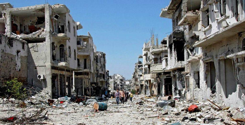 Συρία: Στους 91 οι νεκροί από τους βομβαρδισμούς στο ανατολικό Χαλέπι   Pagenews.gr