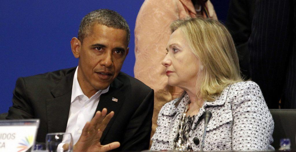 Ομπάμα σε Χίλαρι: Να είσαι ο εαυτός σου | Pagenews.gr