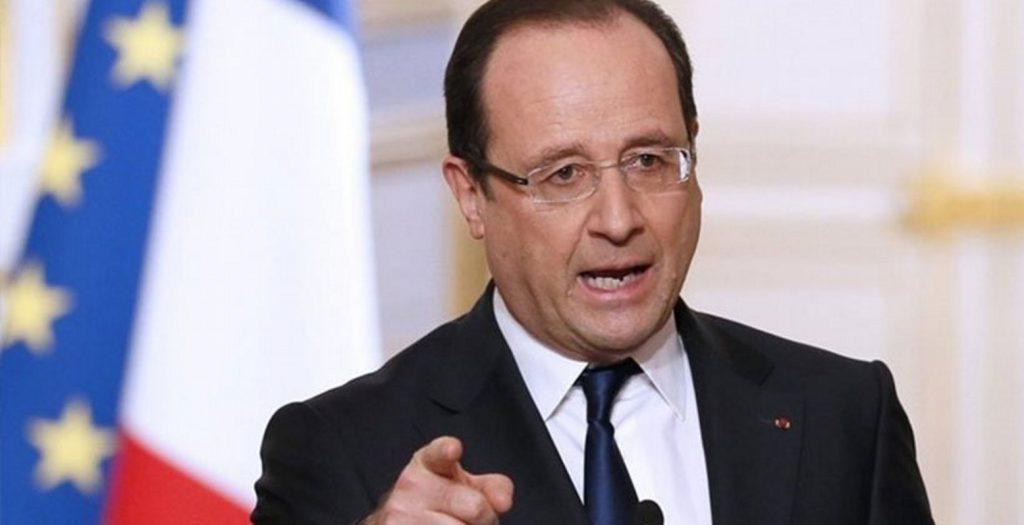 Ολάντ: Η Ευρώπη να είναι παρούσα στις διαπραγματεύσεις για το Κυπριακό | Pagenews.gr