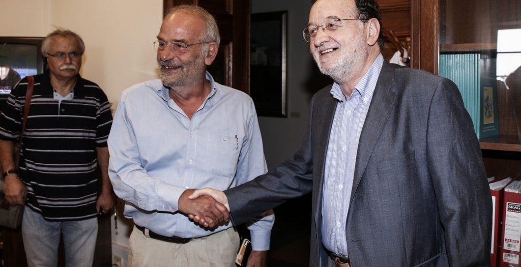 Και πάλι μαζί Λαφαζάνης και Αλαβάνος | Pagenews.gr