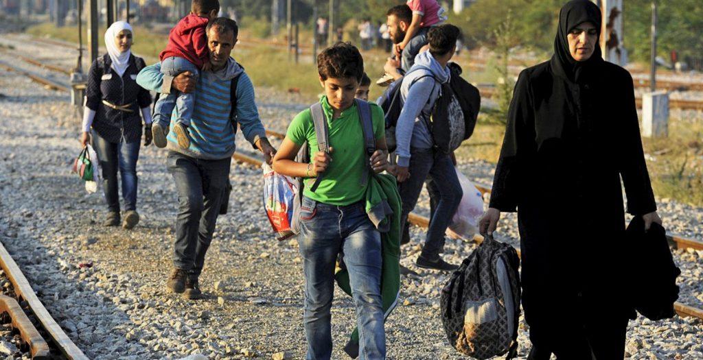 FAZ: Μελέτη καταρρίπτει την άποψη για τα οικονομικά κίνητρα μεταναστών και προσφύγων | Pagenews.gr