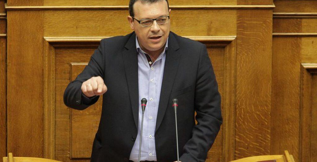 Σωκράτης Φάμελλος: Η ΝΔ ήθελε το κτηματολόγιο εταιρεία προς πώληση | Pagenews.gr