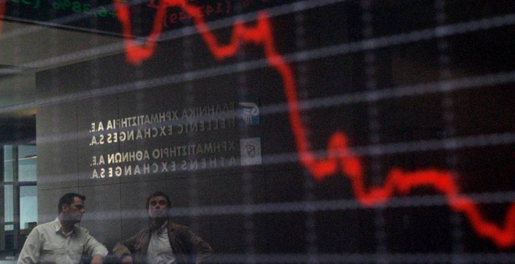 Στο «κόκκινο» το Χρηματιστήριο Αθηνών | Pagenews.gr