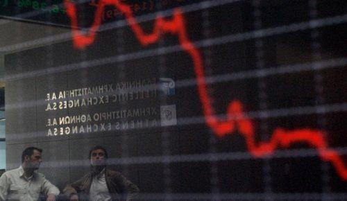 Χρηματιστήριο: Καταρρέουν οι τραπεζικές μετοχές   Pagenews.gr