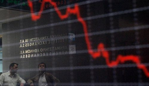 Χρηματιστήριο: Απώλειες για τις τραπεζικές μετοχές   Pagenews.gr