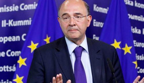 Μοσκοβισί: Η κυβέρνηση φέρει την ευθύνη για την αύξηση του ΦΠΑ στα νησιά | Pagenews.gr