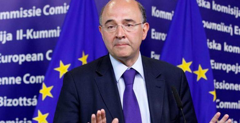 Μοσκοβισί: Ένα νέο κεφάλαιο πρόκειται να ανοίξει για την Ελλάδα | Pagenews.gr