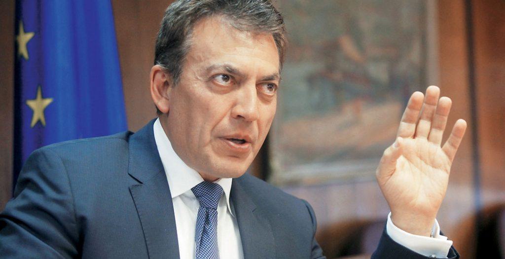 Βρούτσης: Μαύρη τρύπα 2,5 δισ. ευρώ στο ασφαλιστικό | Pagenews.gr