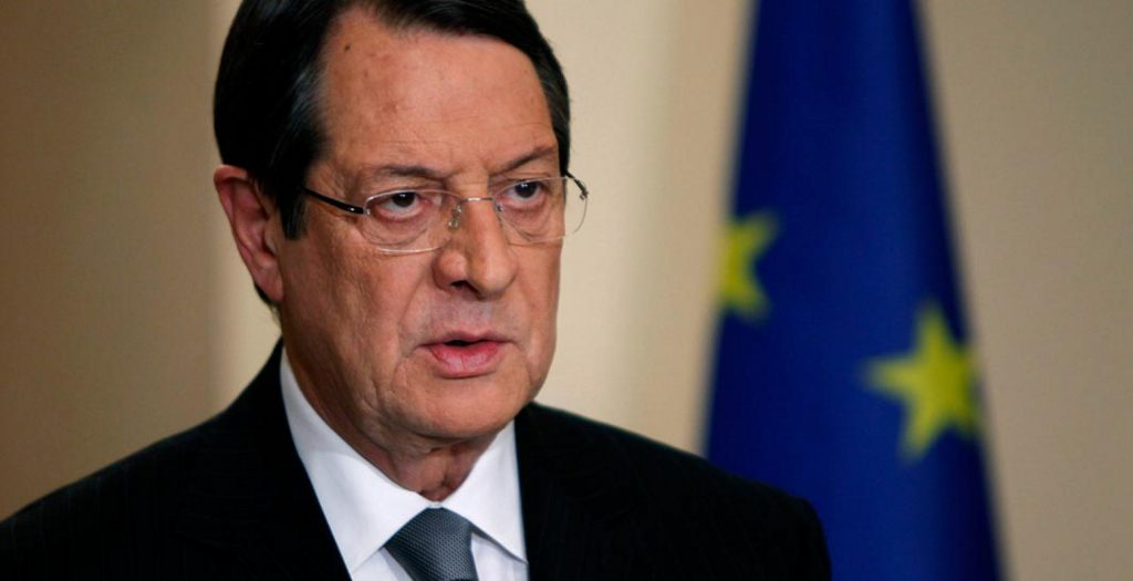 Νίκος Αναστασιάδης: Η Κυπριακή Δημοκρατία δεν μπορεί να επιβιώσει με εγγυητές εκείνους που την κατέκτησαν | Pagenews.gr