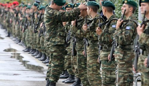 Θεσσαλονίκη: Με συμπτώματα γαστρεντερίτιδας 29 ευέλπιδες στη Στρατιωτική Σχολή στη Ρεντίνα | Pagenews.gr