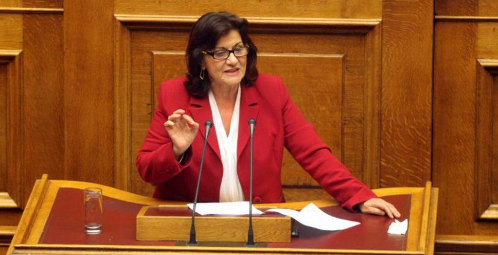 Θεανώ Φωτίου: Δεν καταργείται, ούτε περιορίζεται το δικαίωμα της απεργίας | Pagenews.gr