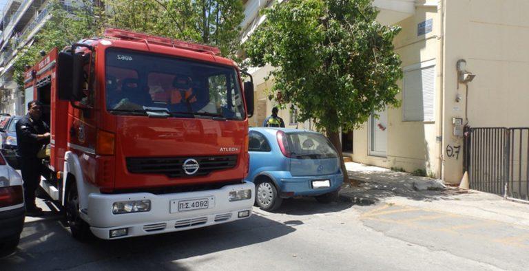 Φωτιά Θεσσαλονίκη: Πυρκαγιά στη βιομηχανική περιοχή της Σίνδου   Pagenews.gr