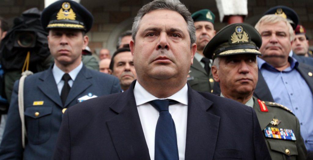 Πάνος Καμμένος για ΠΓΔΜ: Δεν θα συναινέσω σε χρήση του όρου «Μακεδονία»   Pagenews.gr