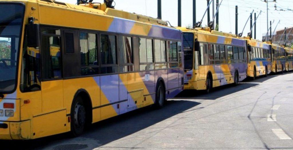 Στάση εργασίας την Τρίτη για τα τρόλεϊ | Pagenews.gr