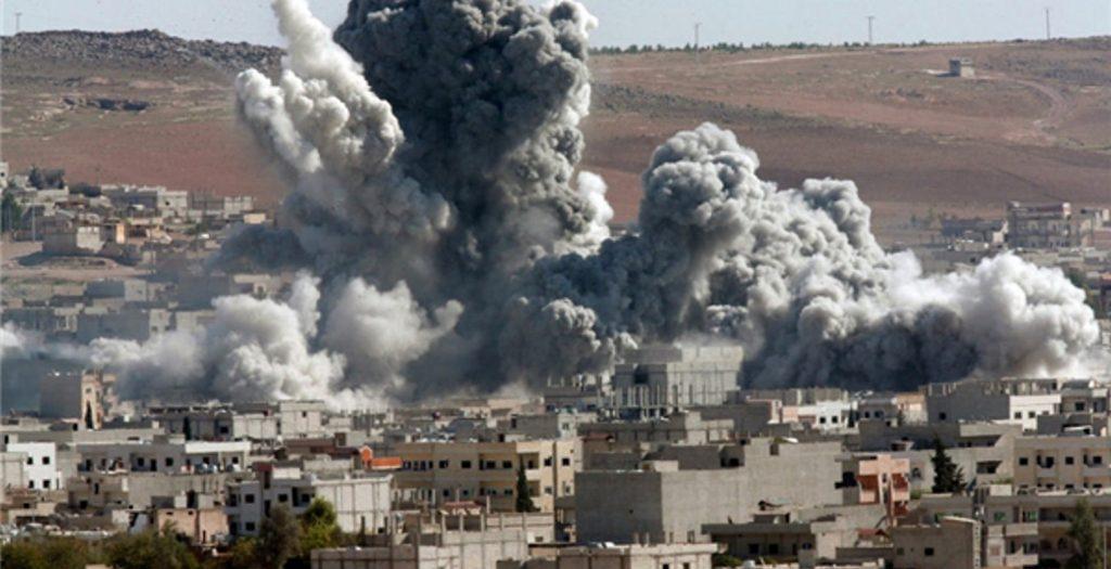 Νέο χτύπημα στη ρωσική πρεσβεία στη Συρία | Pagenews.gr