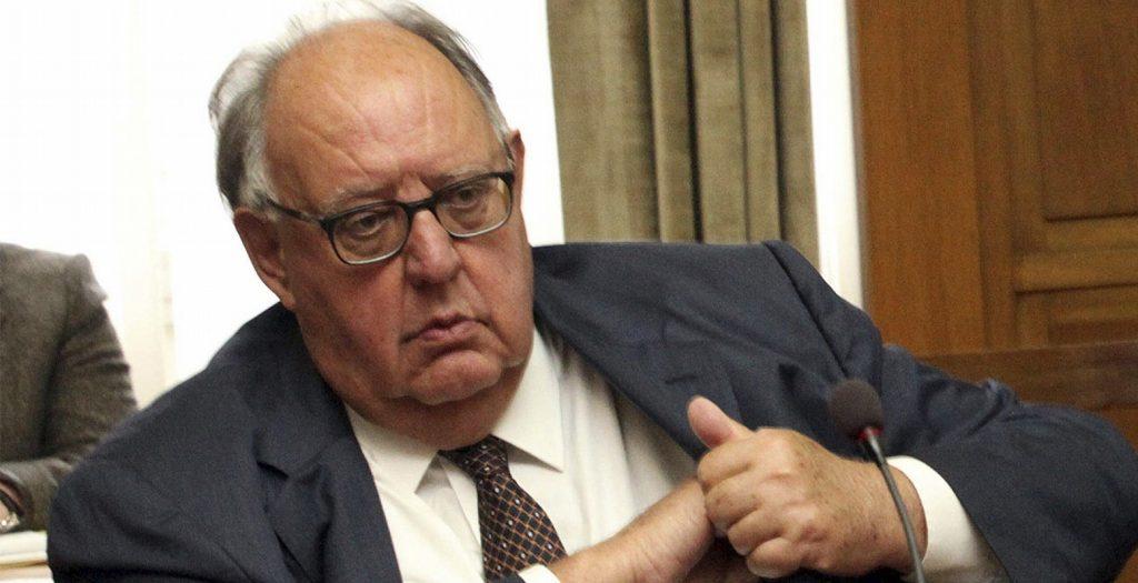 Ο Πάγκαλος αποκάλεσε «τσόγλανο» και «δαφνοκλέφτη» τον Τσίπρα | Pagenews.gr