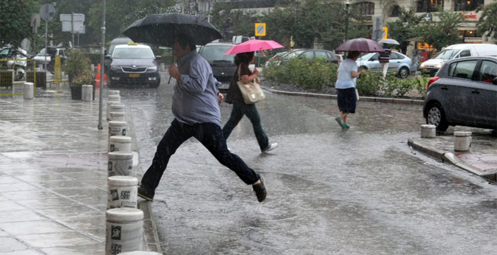 Καιρός: Κίνδυνος για πλημμύρες το Σαββατοκύριακο (pics) | Pagenews.gr