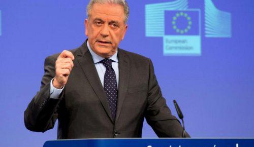Αβραμόπουλος: Πάνω από 1,6 δισεκατομμύρια ευρώ στη διάθεση της Ελλάδας για το μεταναστευτικό | Pagenews.gr