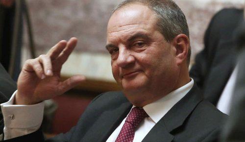 Σκοπιανό: Πιθανή παρέμβαση Καραμανλή για τη Μακεδονία | Pagenews.gr