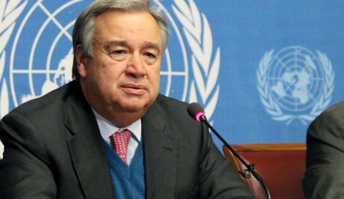 Ο γγ του ΟΗΕ χαιρετίζει την επαναλειτουργία περάσματος προς τη Λωρίδα της Γάζας | Pagenews.gr