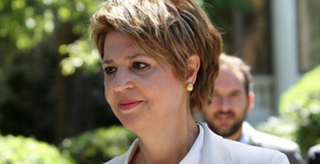 Παραιτήθηκε από περιφερειακή σύμβουλος Ηπείρου η Όλγα Γεροβασίλη | Pagenews.gr