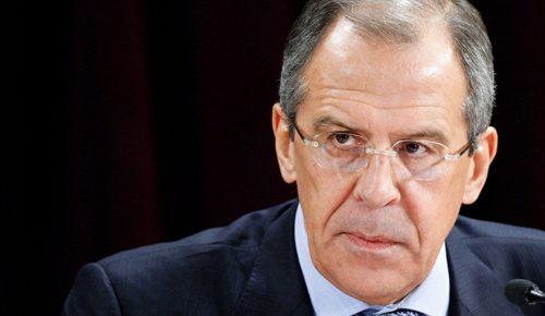 Λαβρόφ για Σκοπιανό: Η Ρωσία δε στηρίζει καμία από τις επιλογές | Pagenews.gr