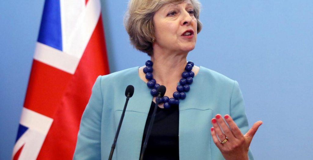 Νέα αντί – ΕΕ αναφορά της Τερέσα Μέι | Pagenews.gr