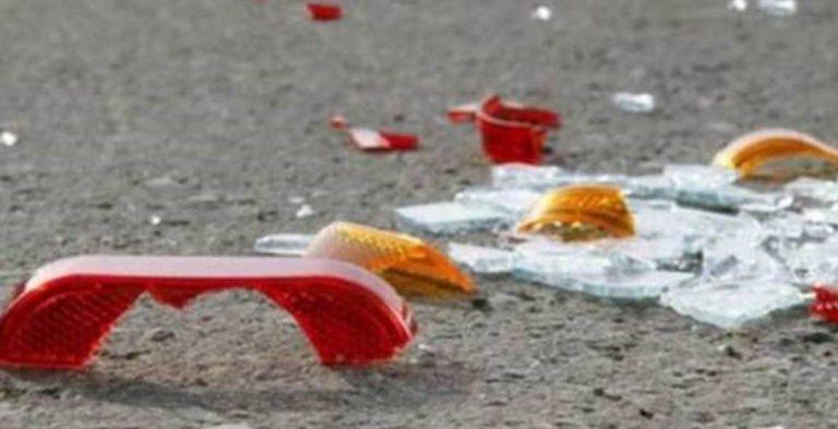 Τροχαίο με εκτροπή οχήματος στη Λεωφόρο Μαραθώνος – Δύο τραυματίες | Pagenews.gr