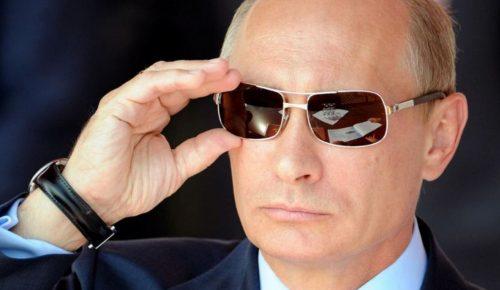 Ο Πούτιν το ρίχνει στο… ποδόσφαιρο (vid) | Pagenews.gr
