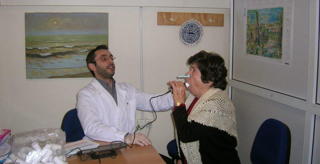 Δωρεάν σπιρομετρήσεις στα Κοινωνικά Ιατρεία Βριλησσίων | Pagenews.gr
