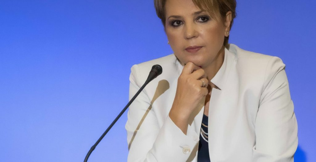 Γεροβασίλη: Μήνες εφαρμογής των μεταρρυθμίσεων  οι επόμενοι για τη δημόσια διοίκηση | Pagenews.gr