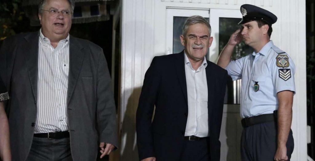 Τόσκας: Δεν μπορώ να πω πως δεν υπάρχουν άλλα τρομοδέματα   Pagenews.gr