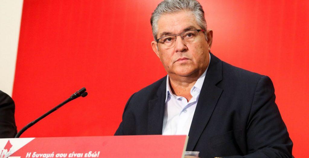 Δημήτρης Κουτσούμπας: Η Τουρκία άρπαξε την ευκαιρία και έθεσε το συνολικό πλαίσιο των τουρκικών διεκδικήσεων   Pagenews.gr